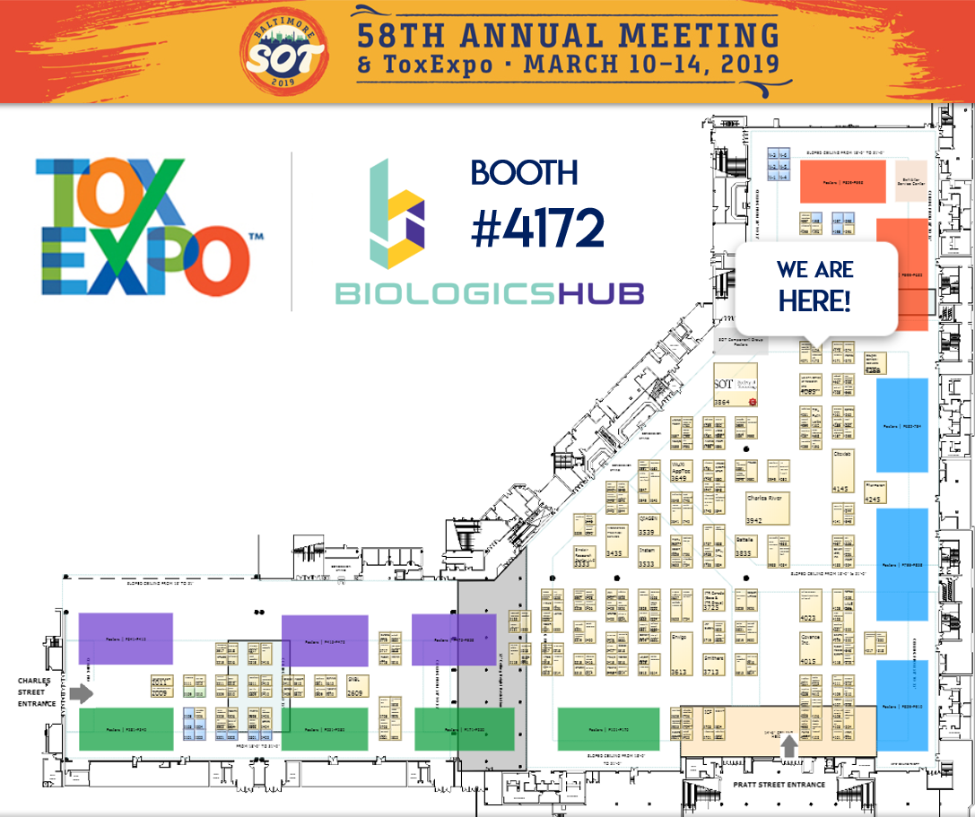 Visit Us At Our SOT Booth #4172 In Baltimore, MD.